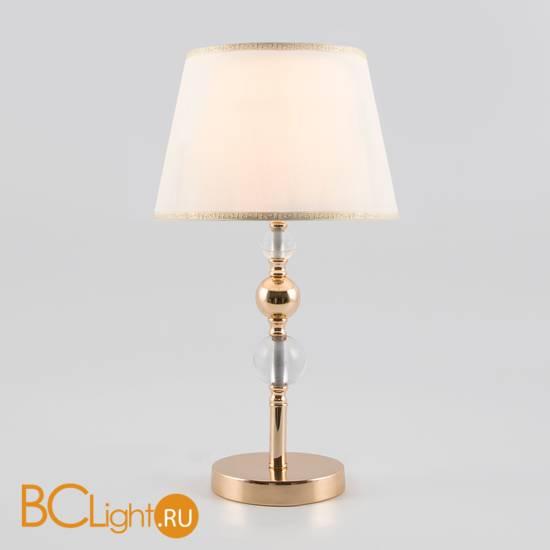 Настольная лампа Eurosvet Sortino 01071/1 золото