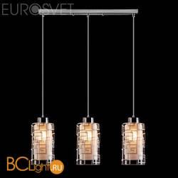 Подвесной светильник Eurosvet Стелла 50002/3 хром