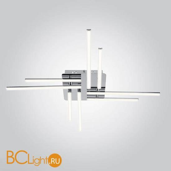 Потолочный светильник Eurosvet Vector 90040/8 хром 48W
