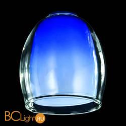 Плафоны Eurosvet плафон 9808/30151 синий+прозрачный, арт. 70434