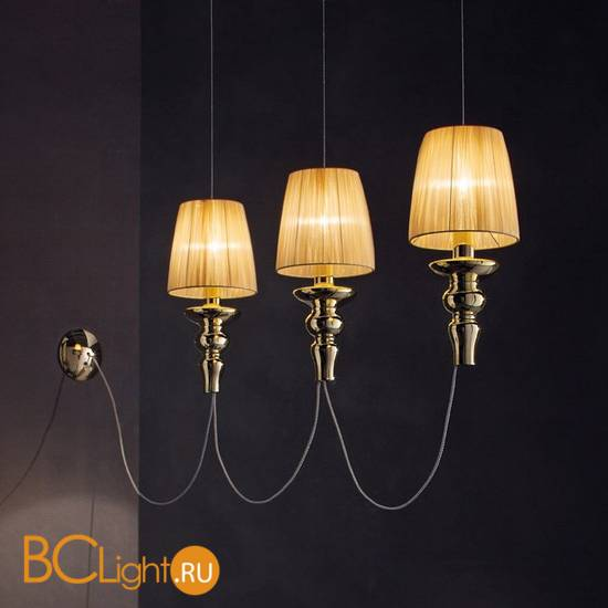 Подвесной светильник Evi Style Gadora Chic SO3 ES0620SO22ORAL