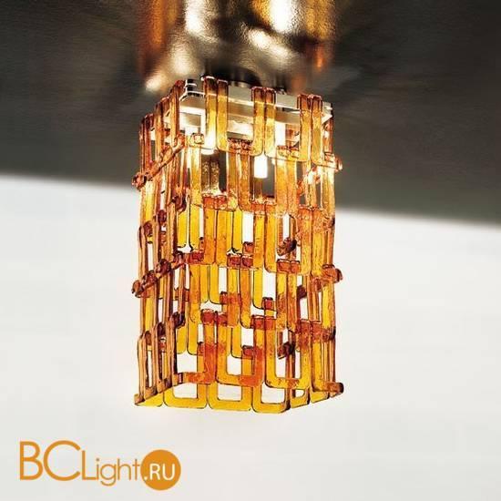 Потолочный светильник Morosini Evi Style Tessuti PL 30 MAXI ES0110PL08AMAL