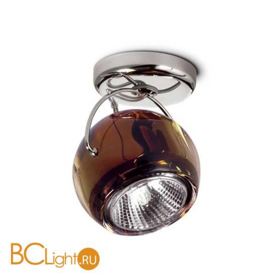 Спот (точечный светильник) Fabbian Beluga Colour D57 G13 41