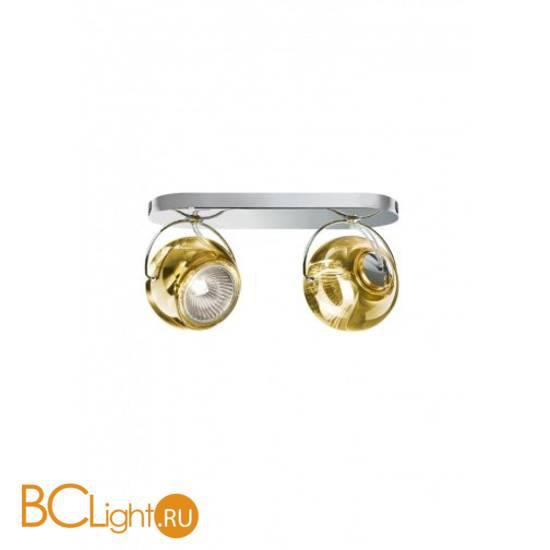 Спот (точечный светильник) Fabbian Beluga Colour D57 G23 04