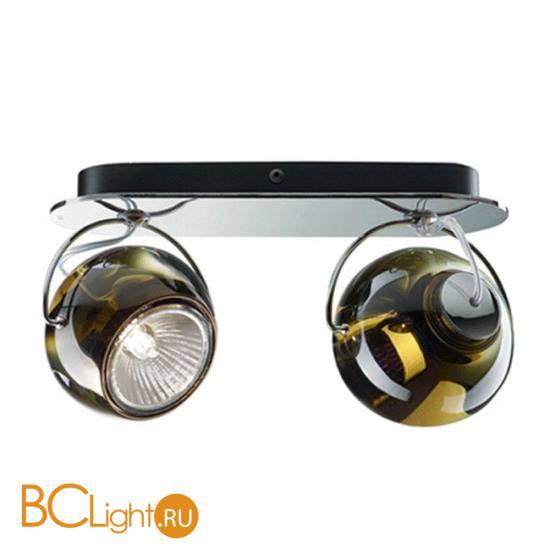 Спот (точечный светильник) Fabbian Beluga Colour D57 G23 41