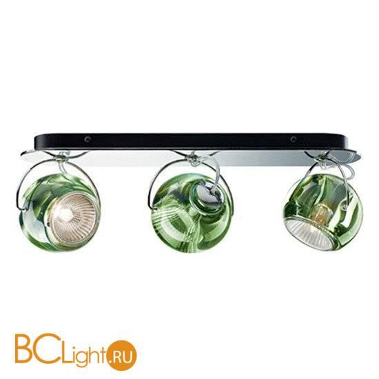 Спот (точечный светильник) Fabbian Beluga Colour D57 G25 43