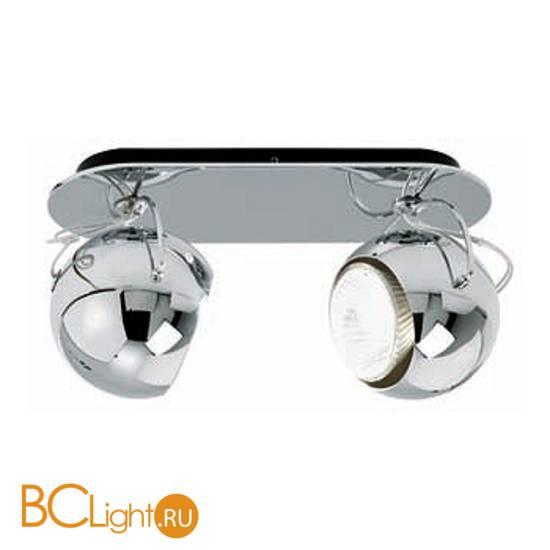 Спот (точечный светильник) Fabbian Beluga Steel D57 G19 15