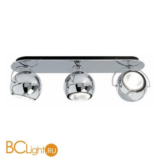 Спот (точечный светильник) Fabbian Beluga Steel D57 G21 15