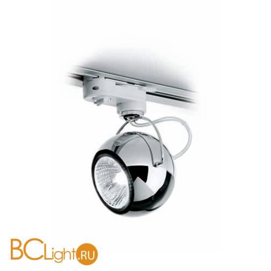 Трековый светильник Fabbian Beluga Steel Beluga Steel D57 J03 15