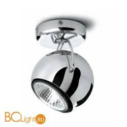 Спот (точечный светильник) Fabbian Beluga Steel D57 G11 15