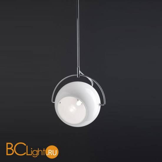 Трековый светильник Fabbian Beluga White D57 J13 01