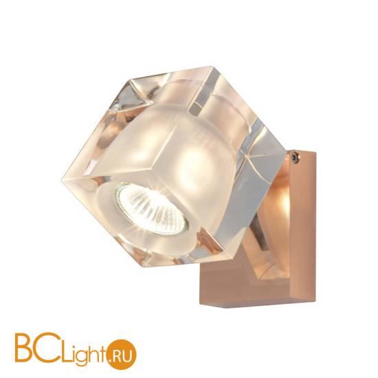 Спот (точечный светильник) Fabbian Cubetto Crystal Glass D28G89 00