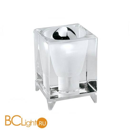 Настольная лампа Fabbian Cubetto Crystal Glass D28 B01 00