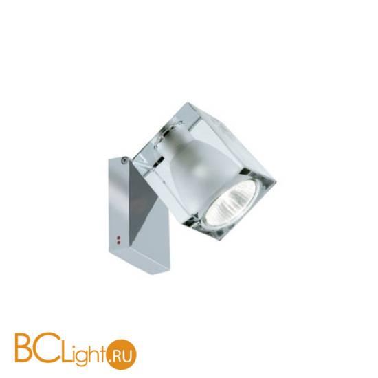 Спот (точечный светильник) Fabbian Cubetto Crystal Glass D28 G03 00