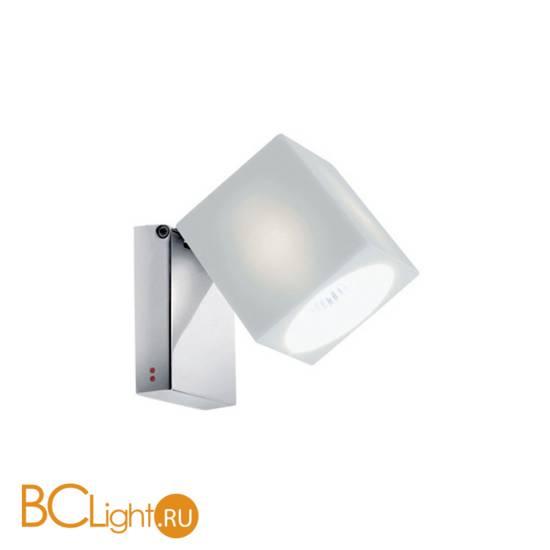 Спот (точечный светильник) Fabbian Cubetto White Glass D28 G03 01