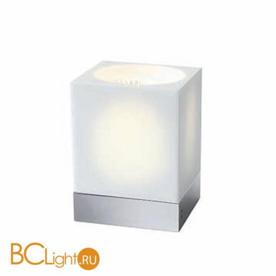 Настольная лампа Fabbian Cubetto White Glass D28 B03 01