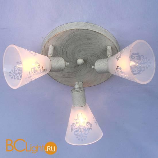Спот (точечный светильник) Favourite Gumbata 1794-3U