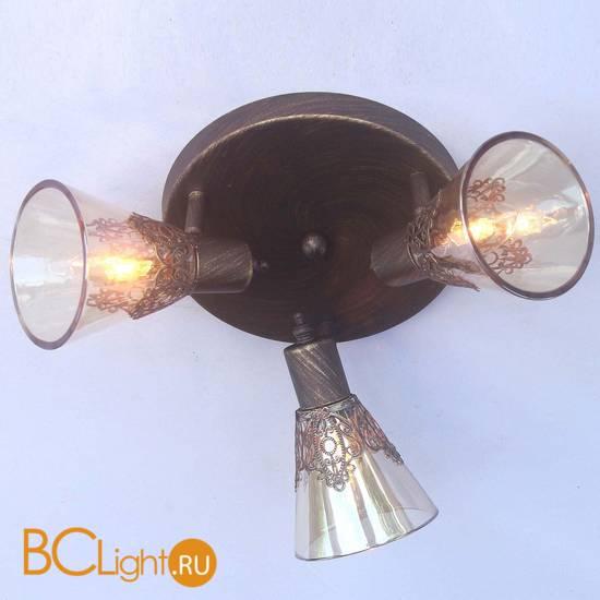 Спот (точечный светильник) Favourite Gumbata 1795-3U