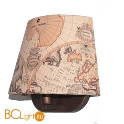 Настенный светильник Favourite Mappa 1122-1W