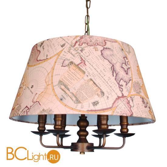 Подвесной светильник Favourite Mappa 1122-6P