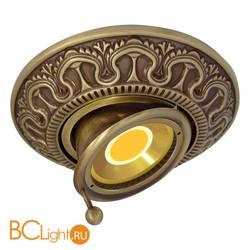 Встраиваемый спот (точечный светильник) FEDE Lighting Cordoba Silver Tilt FD1038RPB