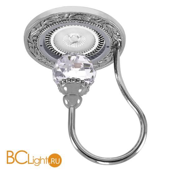Встраиваемый спот (точечный светильник) FEDE Lighting Crystal De Luxe Paris FD1034CLCB