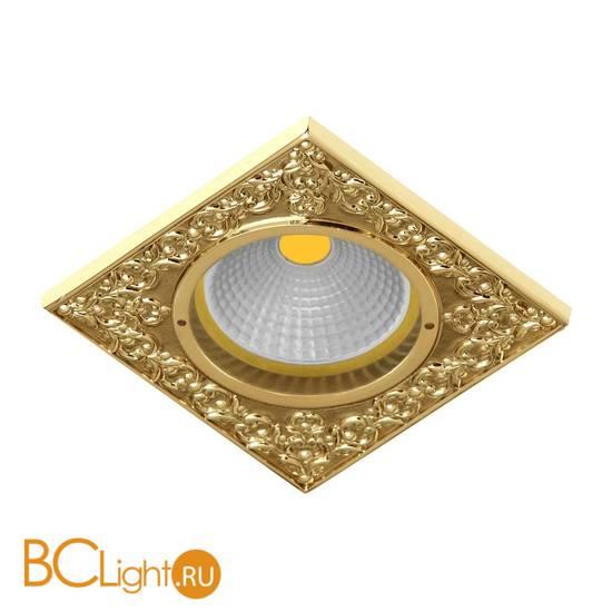 Встраиваемый спот (точечный светильник) FEDE Lighting San Sebastian Square Mini FD1026COB