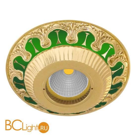 Встраиваемый спот (точечный светильник) FEDE Lighting Smalto Italiano Cordoba FD1019VEEN
