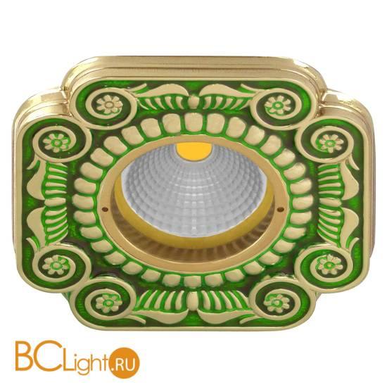 Встраиваемый спот (точечный светильник) FEDE Lighting Smalto Italiano Firenze FD1007VEEN