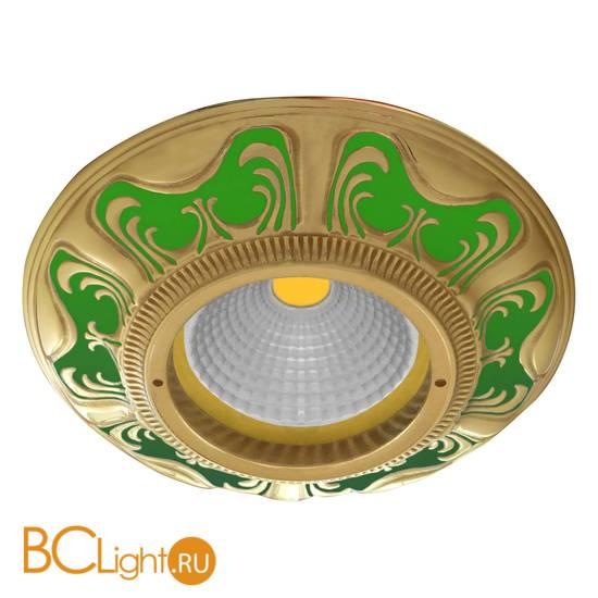 Встраиваемый спот (точечный светильник) FEDE Lighting Smalto Italiano Siena FD1006VEEN