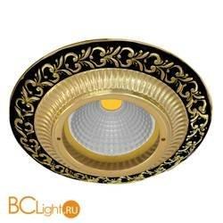 Встраиваемый спот (точечный светильник) FEDE Lighting Smalto Italiano SS Round FD1004NEEN