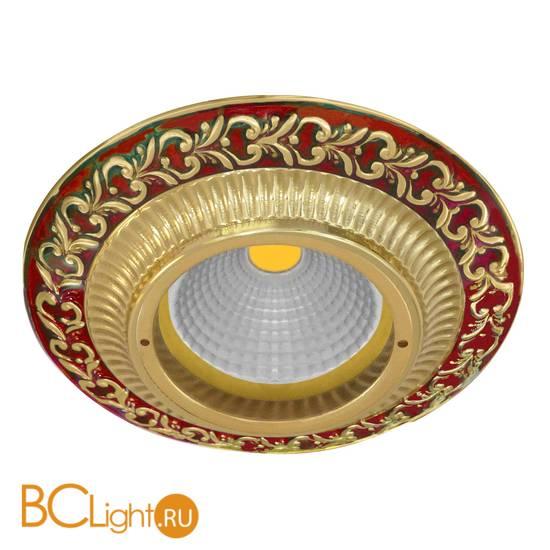 Встраиваемый спот (точечный светильник) FEDE Lighting Smalto Italiano SS Round FD1004ROEN