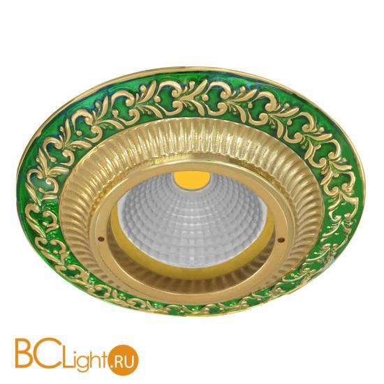 Встраиваемый спот (точечный светильник) FEDE Lighting Smalto Italiano SS Round FD1004VEEN