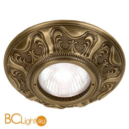 Встраиваемый спот (точечный светильник) FEDE Lighting Toscana Siena FD1006RPB