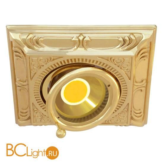 Встраиваемый спот (точечный светильник) FEDE Lighting Toscana Siena Square FD1024COB