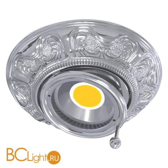 Встраиваемый спот (точечный светильник) FEDE Lighting Toscana Siena Swivel Tilt FD1037RCB