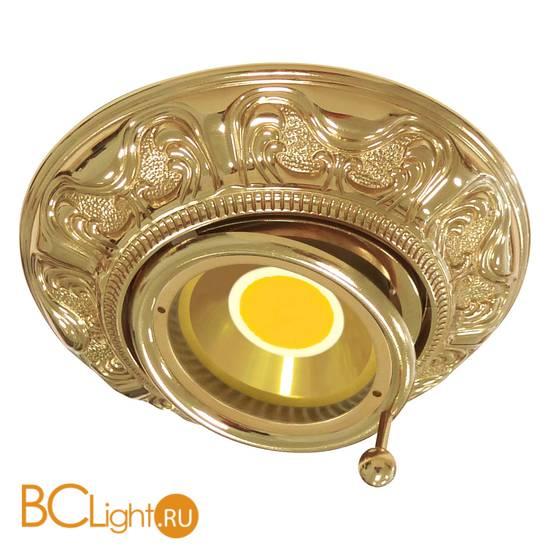 Встраиваемый спот (точечный светильник) FEDE Lighting Toscana Siena Swivel Tilt FD1037ROB