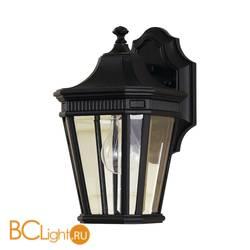 Уличный настенный светильник Feiss Cotswold Lane FE/COTSLN2/S BK