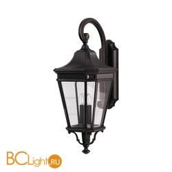 Уличный настенный светильник Feiss Cotswold Lane FE/COTSLN2/L GB