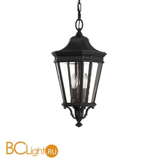 Уличный подвесной светильник Feiss Cotswold Lane FE/COTSLN8/L BK