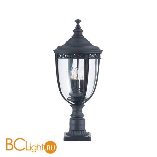 Садово-парковый фонарь Feiss English Bridle FE/EB3/L BLK
