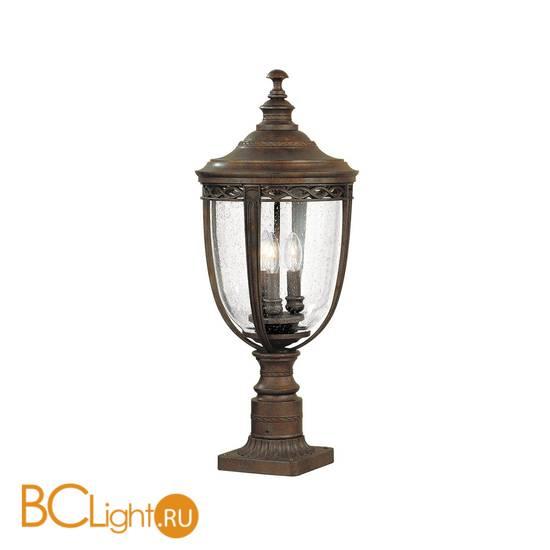Садово-парковый фонарь Feiss English Bridle FE/EB3/L BRB