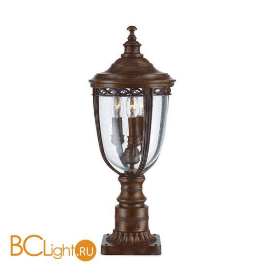 Садово-парковый фонарь Feiss English Bridle FE/EB3/M BRB