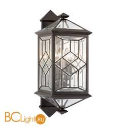 Настенный уличный светильник Fine Art Lamps Oxfordshire 881081