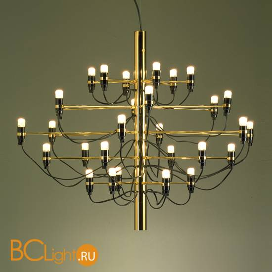 Люстра Flos 2097/30 Brass A1400059