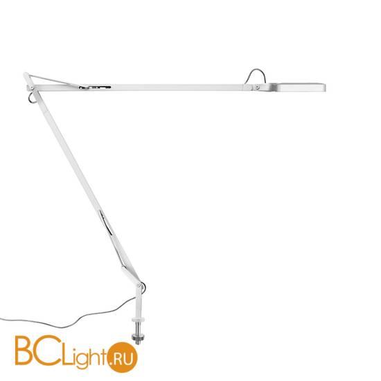 Настольная лампа Flos Kelvin LED Desk support (Visible cable) Shiny white F3308009