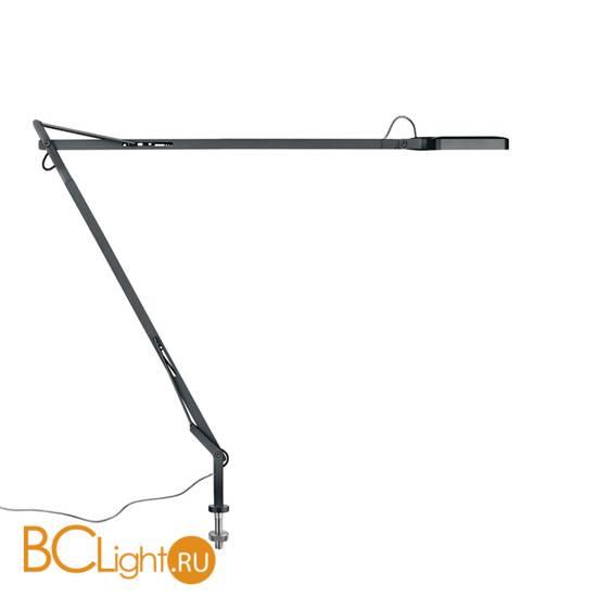 Настольная лампа Flos Kelvin LED Desk support (Visible cable) Anthracite F3308033