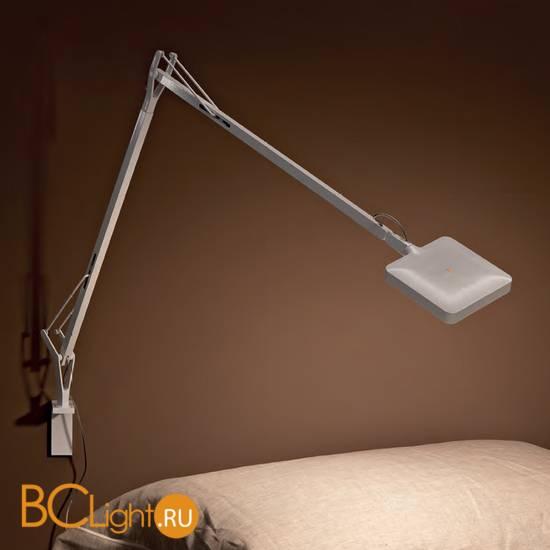 Настенный светильник Flos Kelvin LED Wall support Shiny white F3302009