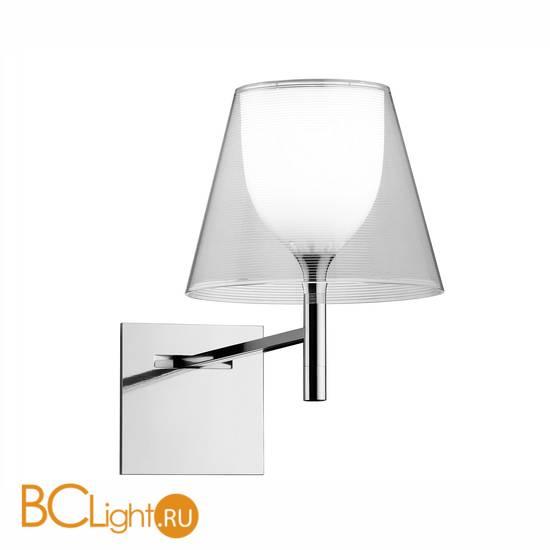 Бра светильник Flos Ktribe W Transparent F6307000