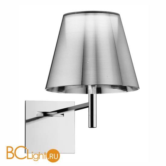 Бра светильник Flos Ktribe W Aluminized silver F6307004